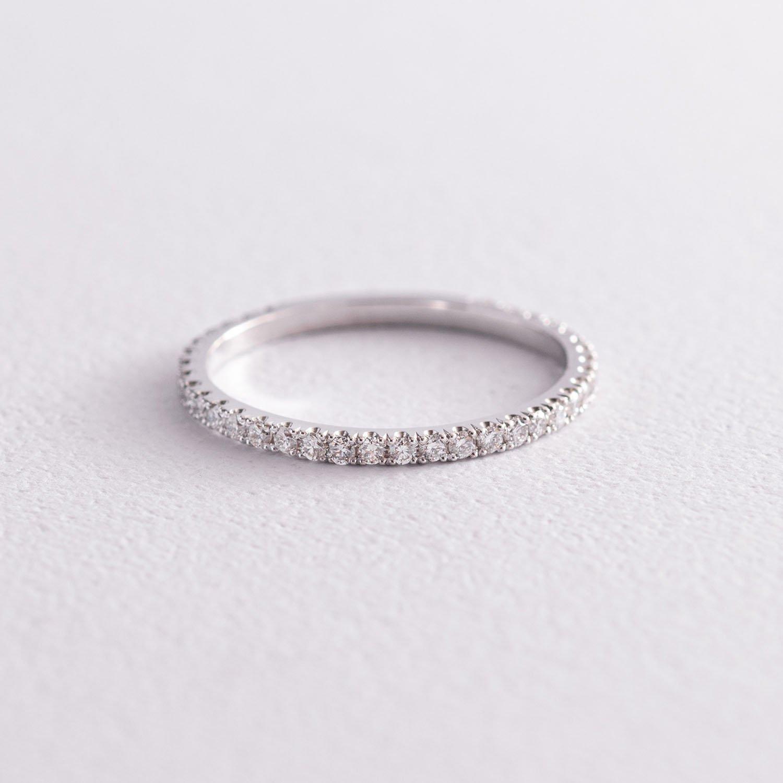 "Золотое кольцо ""Минимализм"" с бриллиантами кб0366"