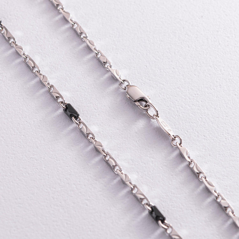 Серебряная мужская цепочка ZANCAN ESC054-N