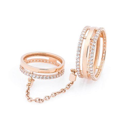 1c94165285d7 Посматривая на кольца из золота с камнями внутри, обратите внимание еще и  на похожие серьги. Так ваша дама сможет носить даже целый комплект или  украшения ...