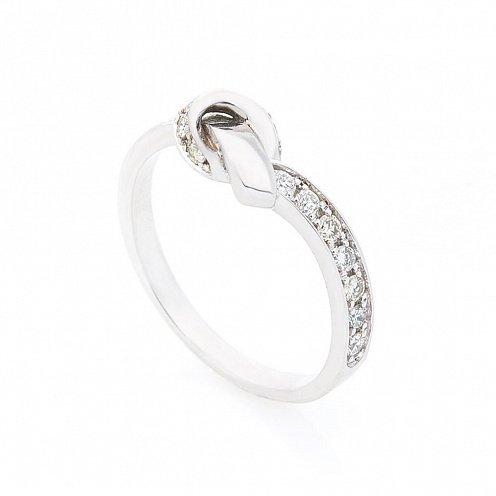 292e81271ae1 Золотое кольцо с бриллиантами - купить Золотое кольцо с бриллиантами ...