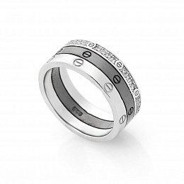 Кольца из черненого серебра - купить кольца из черненого серебра - Oniks 188e56ec4a2